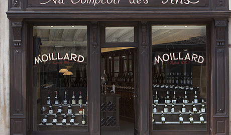 La Boutique Moillard à Beaune